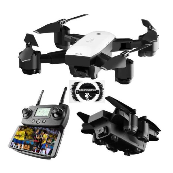 Flycam SMRC S20 Bản GPS Cao Cấp, Camera  FPV HD 1080P 2.4GHz, Túi Đựng Gấp Gọn Tiện Dụng, Tích Hợp Các Chức Năng Tiên Tiến RC Drone Điều Khiển Từ Xa
