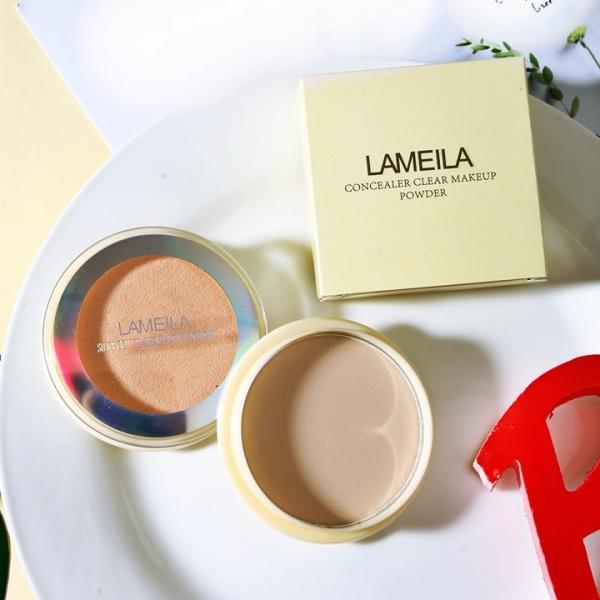 Phấn nền siêu mịn, lâu trôi Lameila giữ màu lâu cả ngày, lên màu chuẩn 5048 giá rẻ