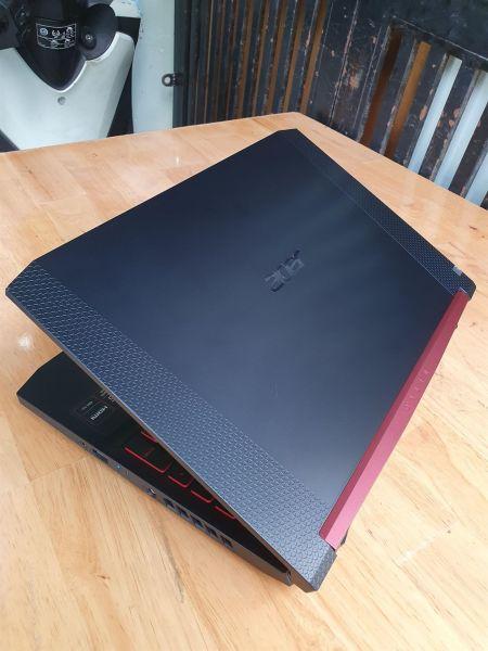 Bảng giá Laptop Gaming Acer Nitro 5, i7 9750H, 8G, 256G, GTX 1650, 15.6in, Full HD, 99%, giá rẻ Phong Vũ