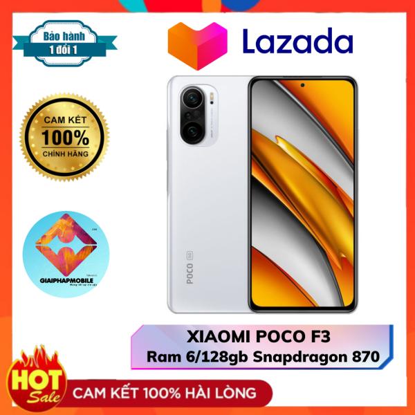 XIAOMI POCOPHONE F3 Ram 6/128G snapdragon 870