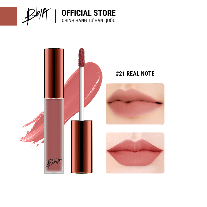 [Chọn Màu] Son kem lì Bbia Last Velvet Lip Tint Version 5 5g ( 5 Màu )