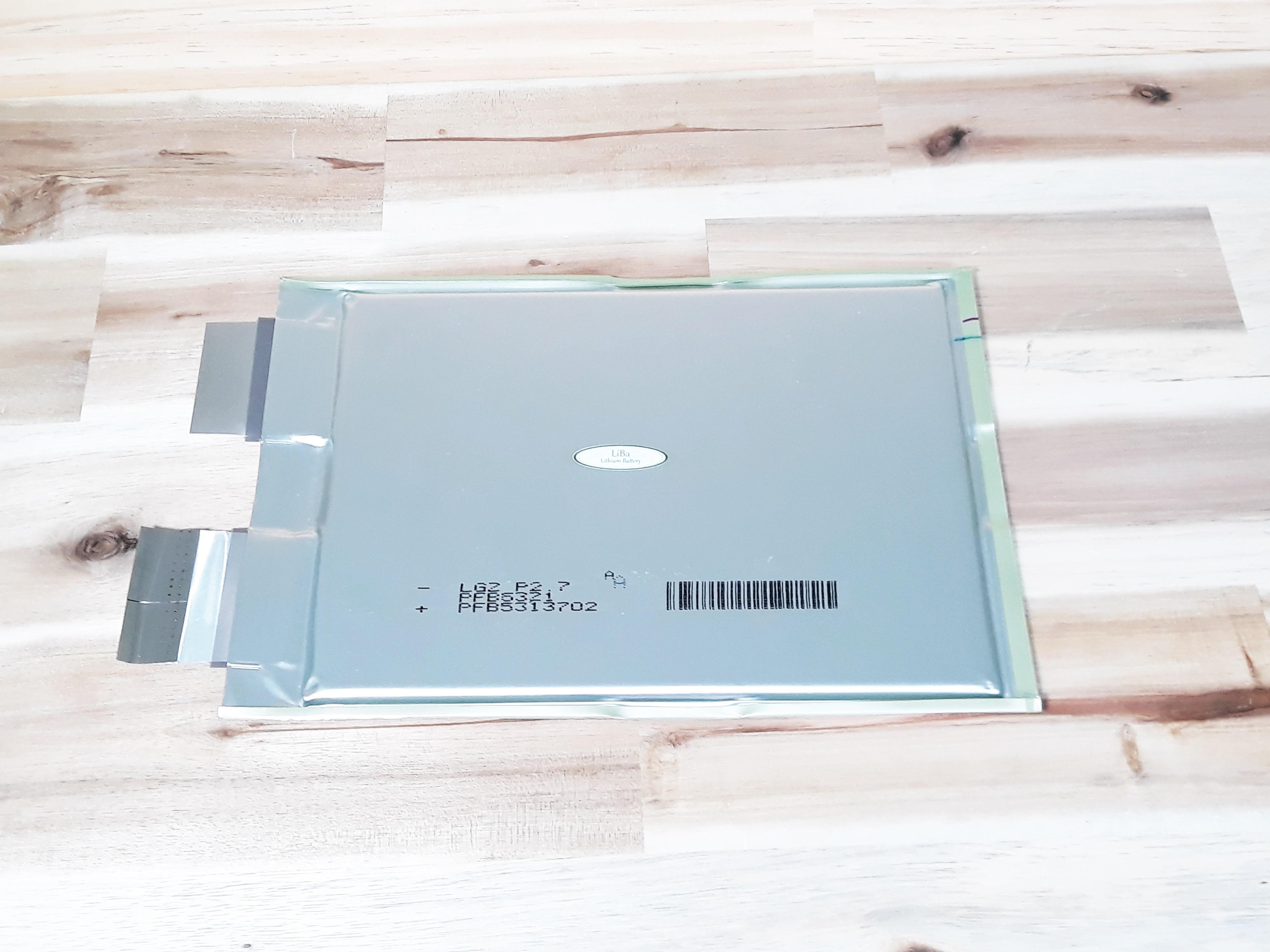 Pin Lithium 3.7V 60Ah, 28Ah Pin Năng Lượng Mặt Trời _ Liba