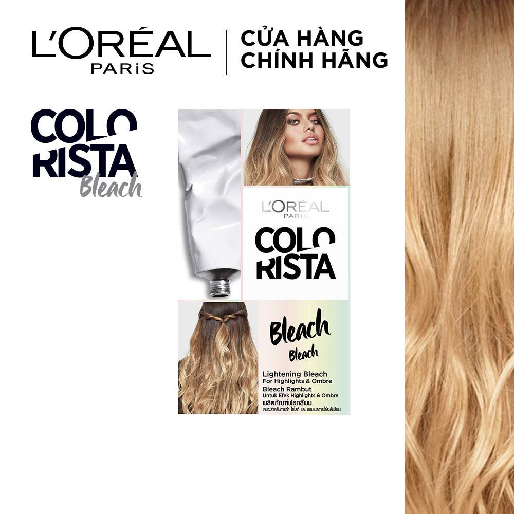 Kem Tẩy Tóc LOreal Colorista Bleach 144ml