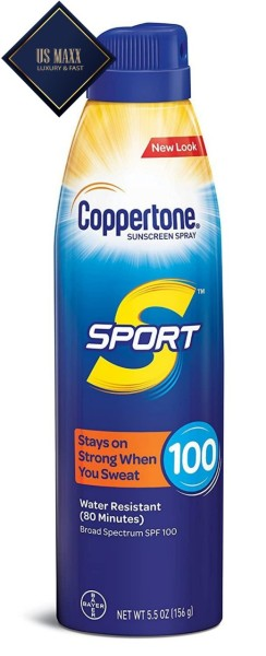 Kem chống nắng Copperstyle SPORT -SPF 100 ( 156g ) USA