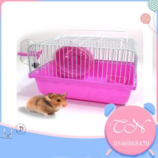 [Lấy mã giảm thêm 30%]Lồng Hamster Lồng Nuôi Hamster - Lồng Hamster Mini - Lồng Nuôi Hamster Minifull thumbnail