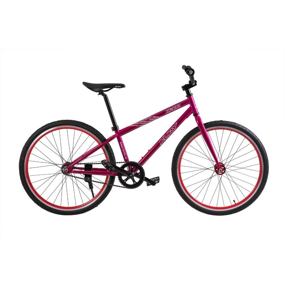 Mua Xe đạp fixed gear BF400 màu tím lãng tử