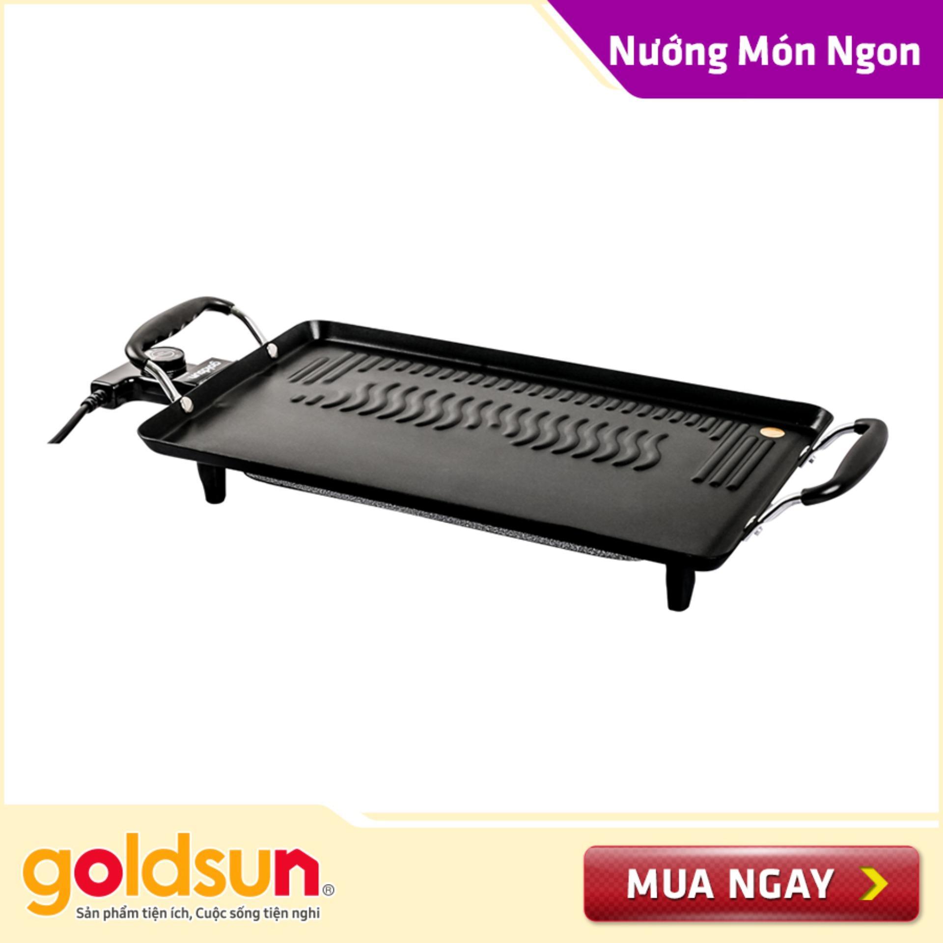 Offer Giảm Giá Bếp Nướng điện Goldsun GR-GYC 1600