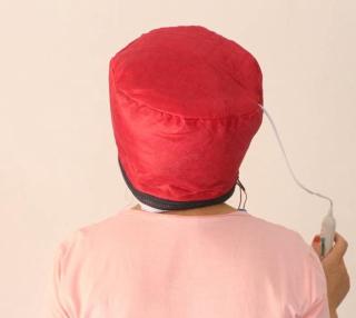 Mũ hấp tóc - Mũ ủ tóc điện - Máy hấp tóc cá nhân, máy ủ tóc tại nhà - Mũ hấp tóc đa năng giúp mái tóc bóng đẹp, suôn mượn chỉ sau vài lần sử dụng thumbnail
