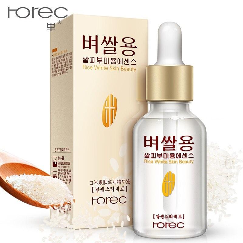 Serum dưỡng trắng da mờ thâm White Rice Skin Beauty Rorec-WR25-A01T2