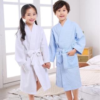 Áo choàng tắm cao cấp cho Bé nhiều màu cotton 100% thumbnail