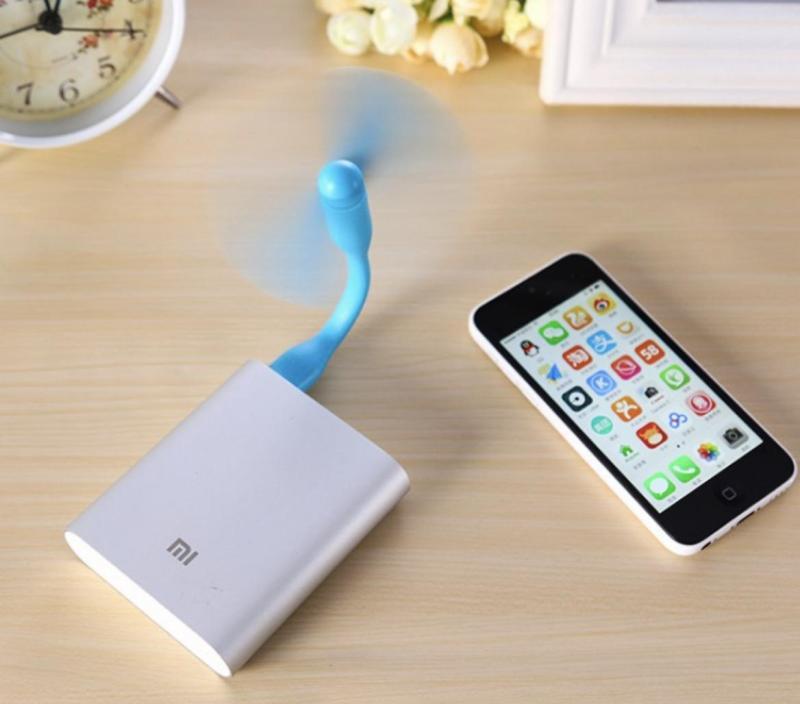 Bảng giá Quạt USB mini cánh rời / USB Fan (Xanh) Phong Vũ