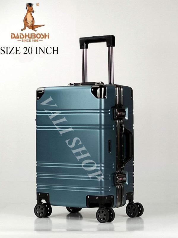 Vali Daishu Boshi 028 Size 20 Inch Màu Xanh Ngọc - Hạng Thương Gia