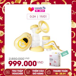 Máy hút sữa điện 3 trong 1 Yoomi thumbnail