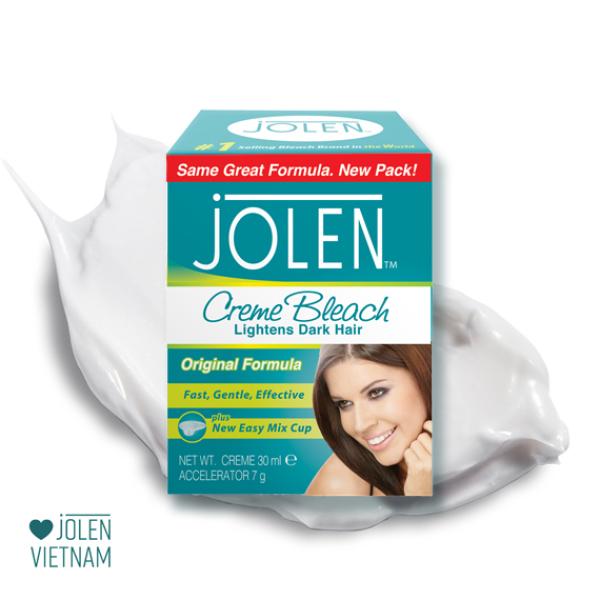Kem tẩy lông Jolen 37gr Nhập khẩu chính hãng UK giá rẻ