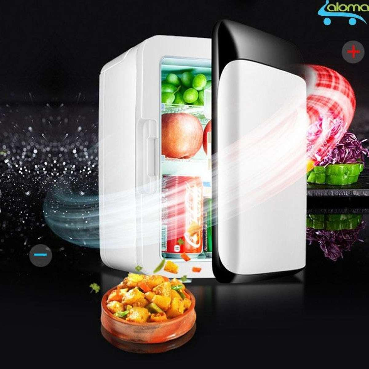 Tủ lạnh mini MarryCar 2 chế độ nóng 65 độ lạnh 5 độ dung tích 10 lít