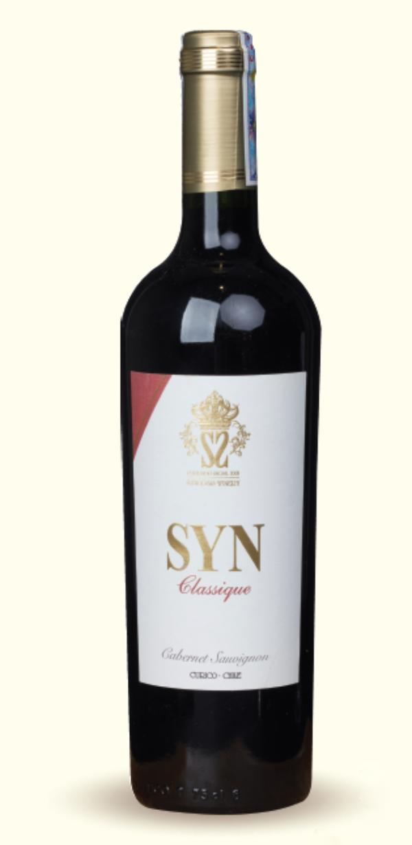 Vang đỏ SYN Classique Cabernet Sauvignon Nhật Bản