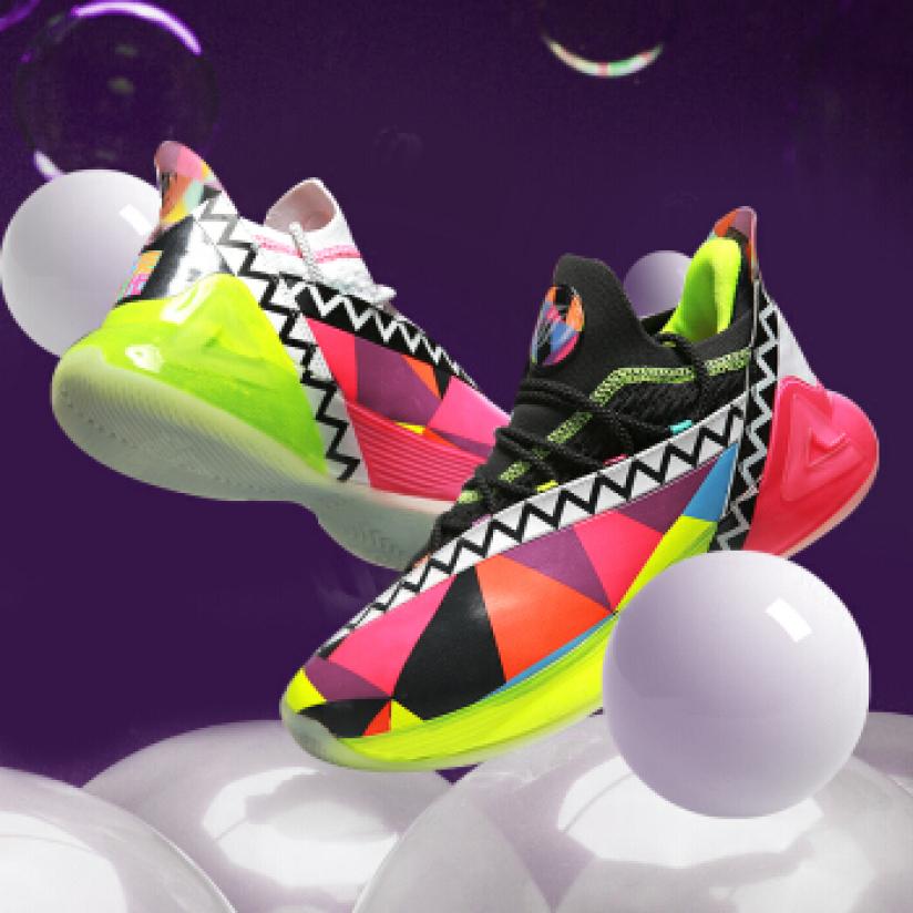 Giày bóng rổ PEAK Basketball Tony Parker 7 TAICHI E93323A giá rẻ