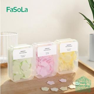 Xà phòng rửa tay dạng cánh hoa Fasola thumbnail