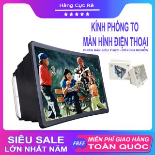 Kính phóng to màn hình điện thoại thế hệ mới xem phim lớn gấp 3-5 lần HCR-F2 pho ng to ma n hi nh ma không la m gia m châ t lươ ng hi nh a nh - Shop Hàng Cực Rẻ thumbnail