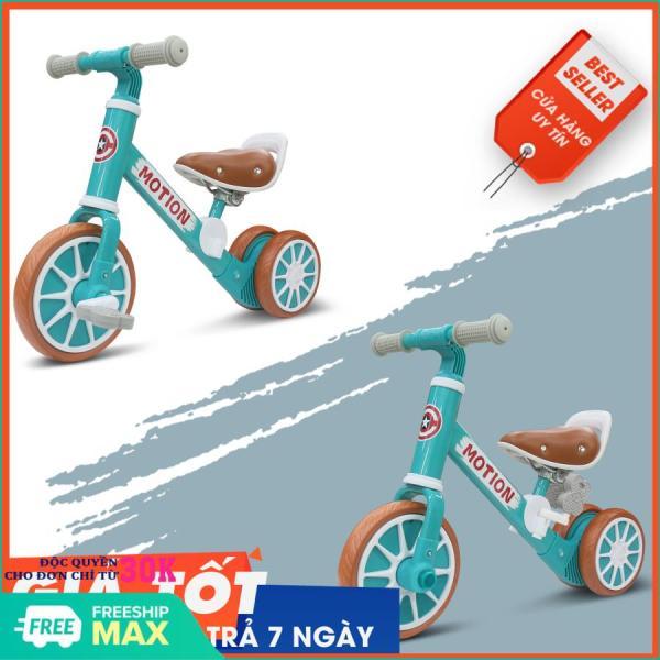 Giá bán Xe chòi chân - Xe đạp cho bé - Xe đạp kiêm chòi chân 2 trong 1 cho bé - Xe đạp 3 bánh - Đồ chơi cho bé ( BẢO HÀNH 1 ĐỔI 1)