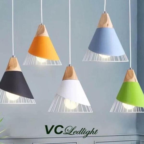 Bảng giá Chao đèn thả trần Nordic hiện đại