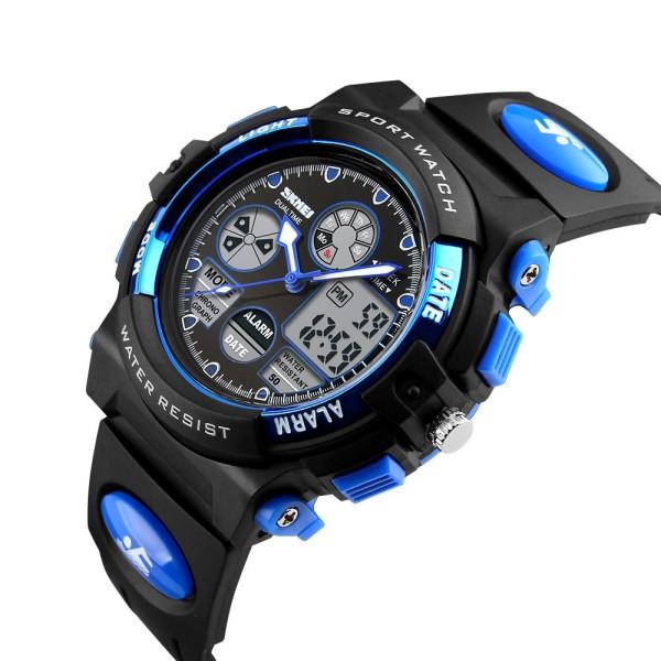 Đồng Hồ thể thao - đồng hồ điện tử Trẻ Em Dây Cao Su Skmei 1163 bán chạy