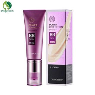 Kem nền đa năng Power Perfection BB Cream SPF37 PA++ fmgt The Face Shop (20g) thumbnail
