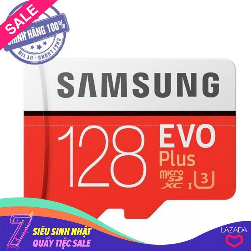 Thẻ nhớ micro SD samsung Evo plus 128GB 100MB/s (new version)