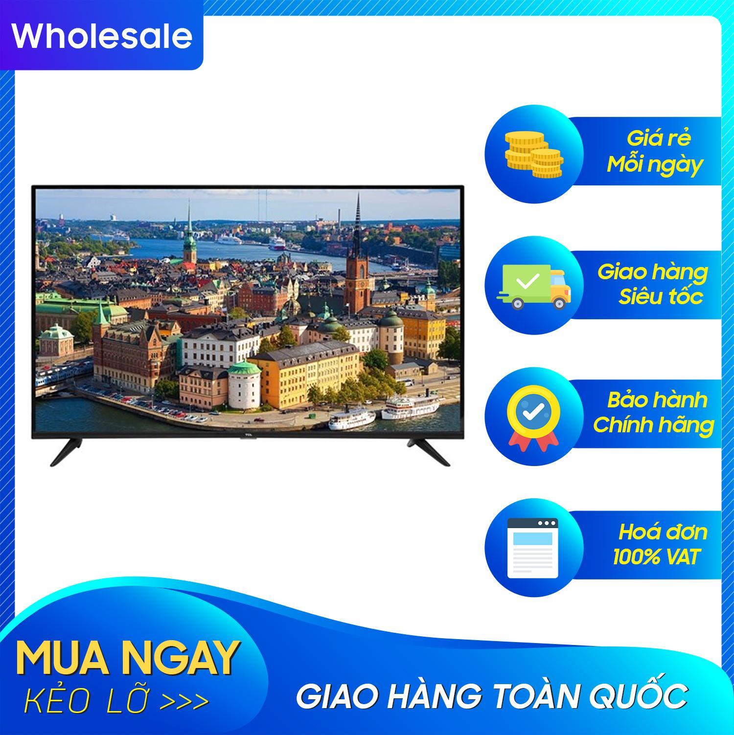 Bảng giá Smart Tivi TCL 55 inch 4K UHD L55P65 - HDR, Micro Dimming, Dolby, T-cast - Tivi giá rẻ chất lượng - Bảo hành 3 năm