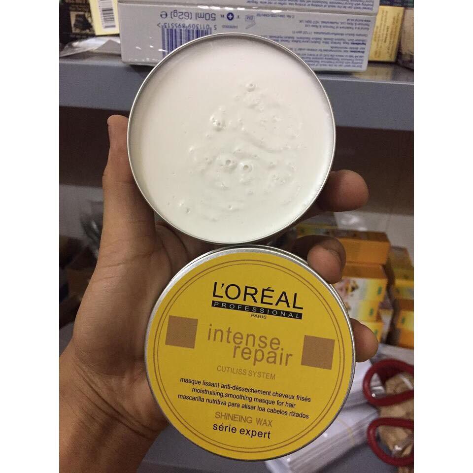 Sáp vuốt tóc Loreal (Màu trắng đục) chính hãng