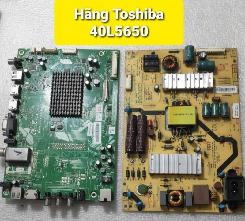 Bảng giá MODEL TV TOSHIBA: 40L5650 DÒNG SMART TV TOSHIBA