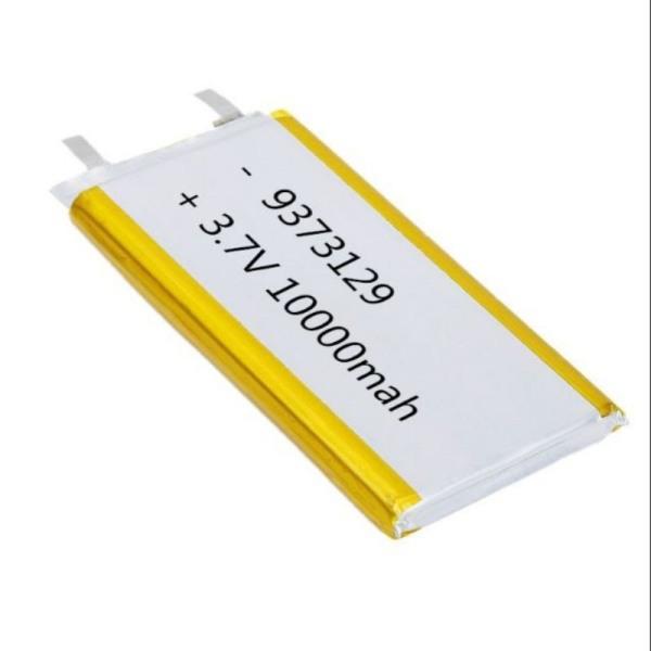 Pin Li-Po 3.7V 9373129 10000mAh (Lithium Polyme)