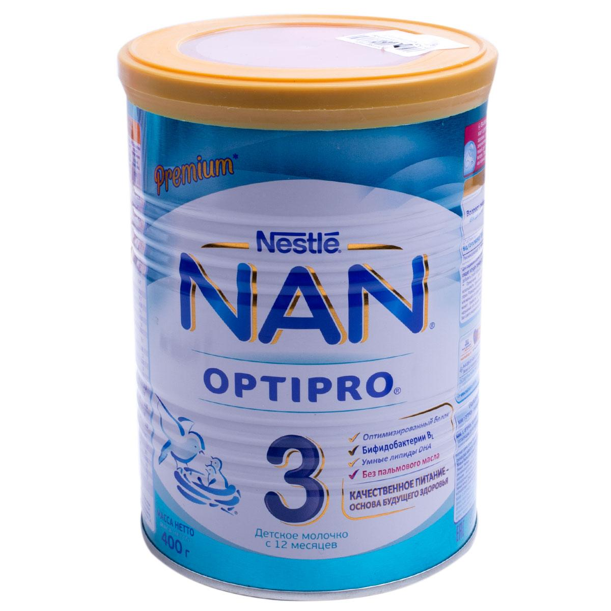 Sữa Nan Nga Số 3 400 g