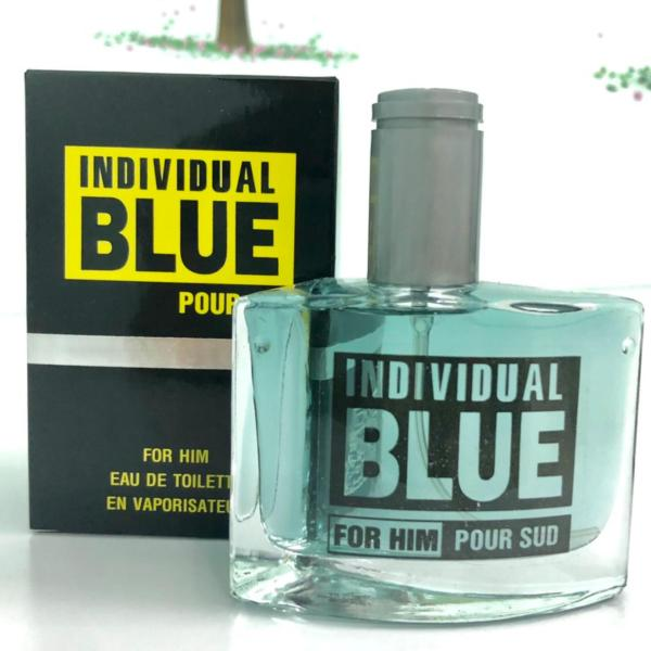 Nước Hoa Nam Individual Blue Pour Sud 50ml (Đen)