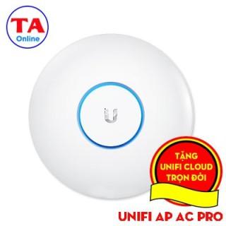 [HCM]Bộ phát Wifi UniFi AP AC PRO - Hàng USA Hỗ trợ chuẩn AC - Tốc độ 1750Mb - Lan 1Gb. thumbnail