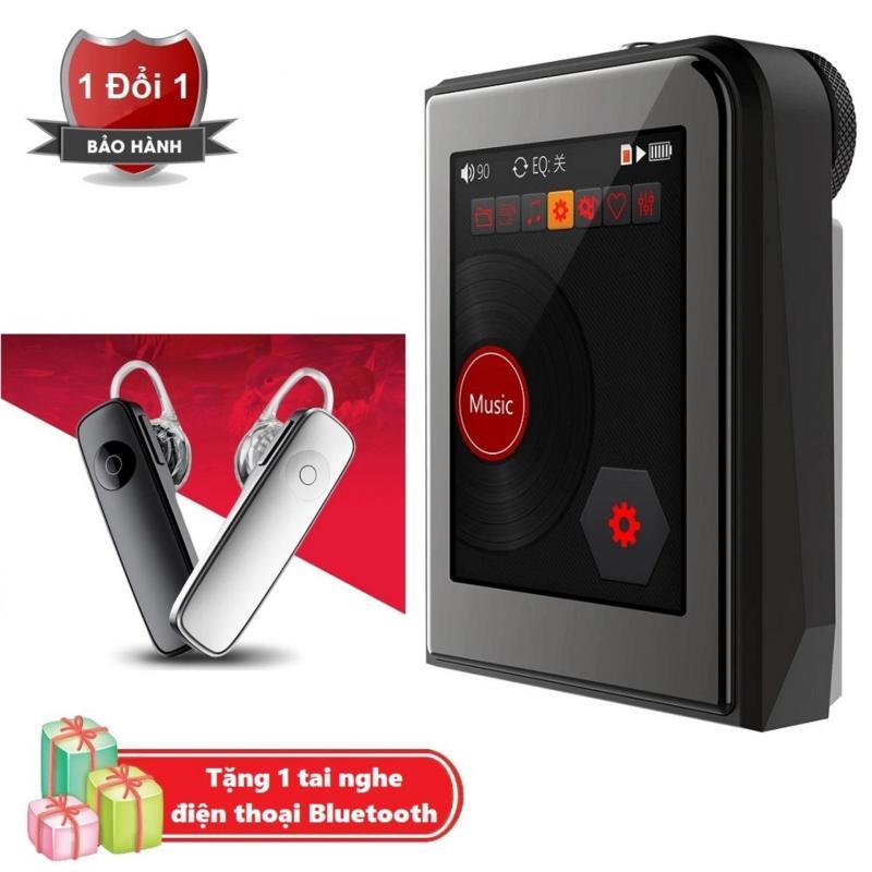 Máy nghe nhạc MP3 Lossless cao cấp Ruizu A50 - Hifi Music Player Ruizu A50 Tặng kèm Tai nghe nhạc không dây M16
