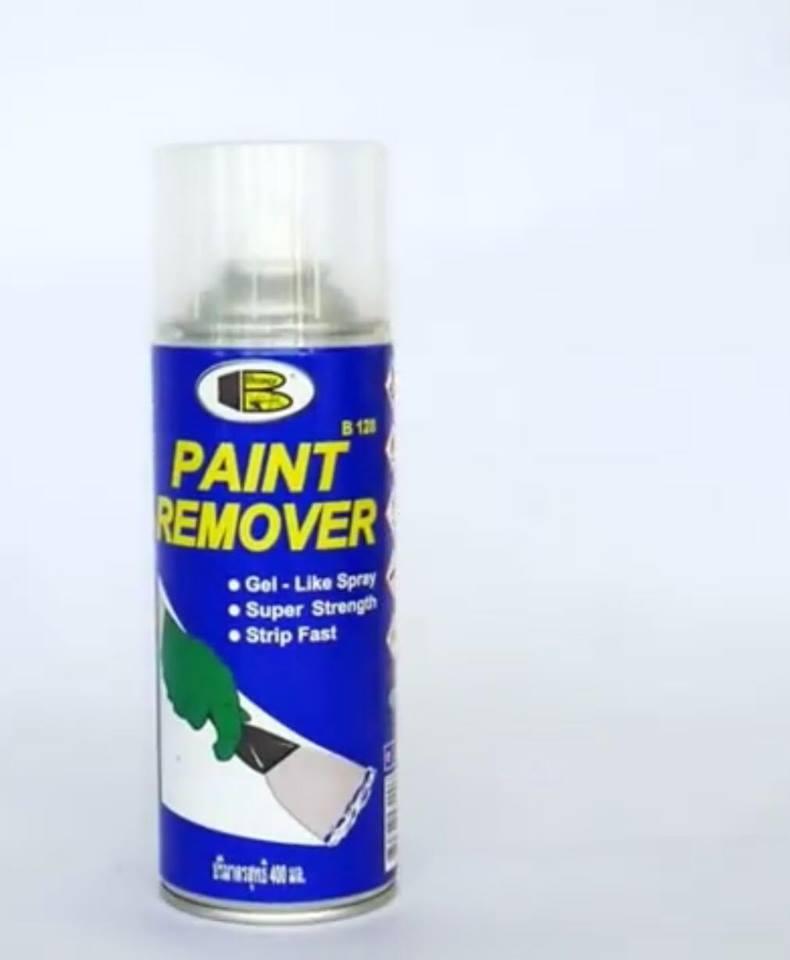 Chai xịt tẩy sơn Bosny B128