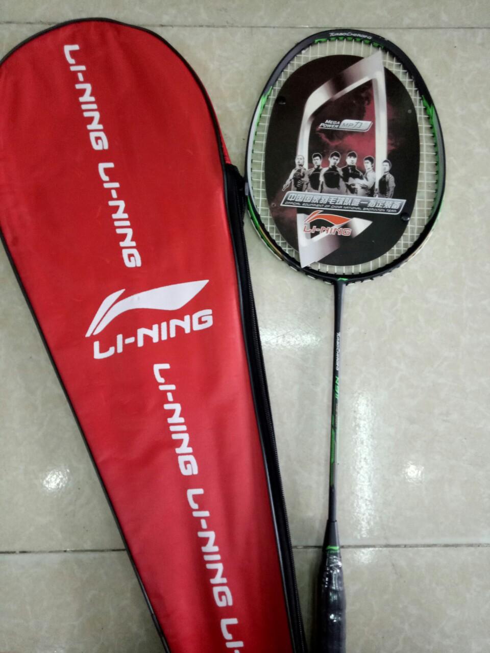 Bảng giá Vợt cầu lông Li-ning - có cước, tặng bao vợt siêu đẹp- KHung khỏe -Ảnh thật sản phẩm