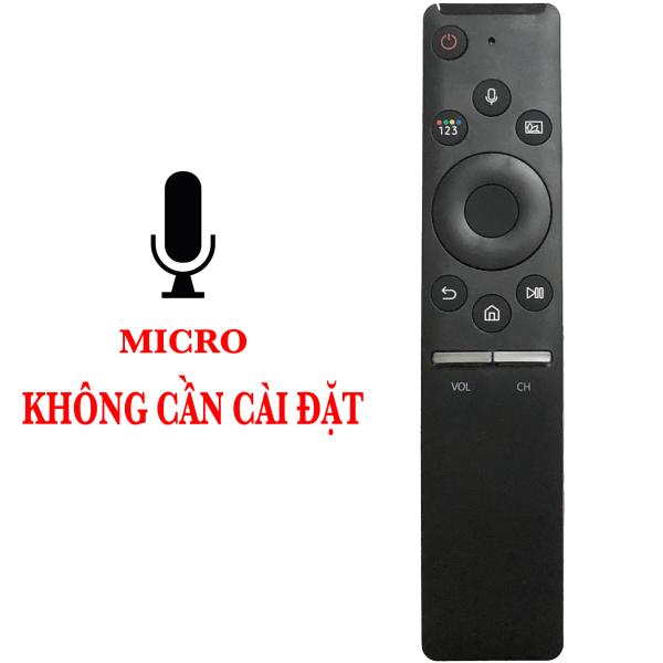 Bảng giá ĐIỀU KHIỂN TV SAMSUNG SMART MICRO CHÍNH HÃNG REMOTE TV SAMSUNG 4K SMART CÓ MIC GIỌNG NÓI