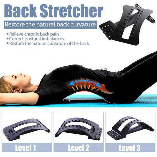 Bảng giá Cơ lưng Căng cơ Giảm đau vùng thắt lưng Giảm đau có thể điều chỉnh Vật lý trị liệu Cộng với tư thế Chỉnh sửa cột sống Sắp xếp 3 vị trí Arch Theraphy Đệm Nghỉ ngơi & Hỗ trợ bụng