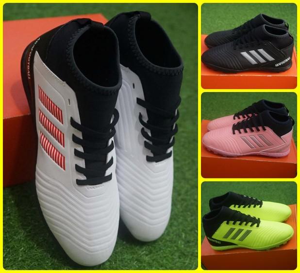 Giày bóng đá ARAFOOTBALL cổ cao - khâu full đế giá rẻ