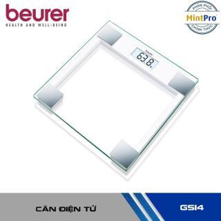 Cân sức khỏe mặt kính Beurer GS14 thumbnail