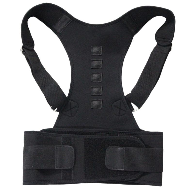 Bảng giá Magnetic Therapy Posture Corrector Shoulder Back Support Belt For Men Women