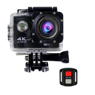 Camera 4K Ultra HD hành trình xe máy Camera phượt thể thao kết nối Wifi chống nước chống rung có remote Aurum 16 thumbnail