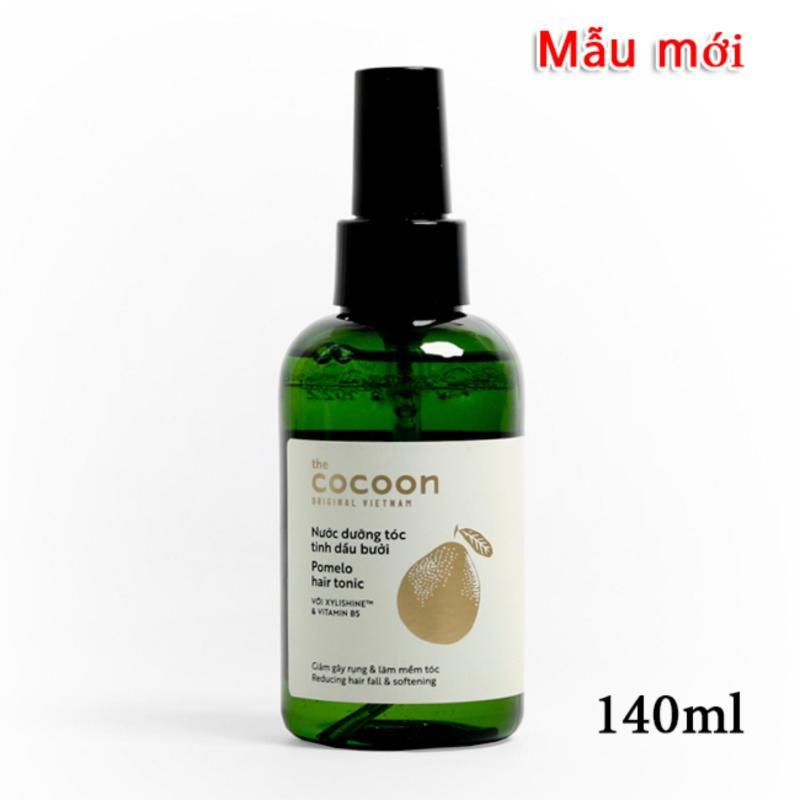 Nước Dưỡng Tóc Tinh Dầu Bưởi (pomelo hair tonic) Cocoon 140ml cao cấp