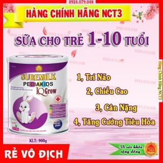 - Sữa Cho T Biếng Ăn 1-10 Tuổi (900g) [ Sản phẩm công ty NCT3 ] thumbnail