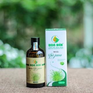 Tinh dầu sả java Hoa Nén 100ml - Tinh dầu sả xông phòng khử mùi, đuổi muỗi, làm ấm phòng hiệu quả thumbnail