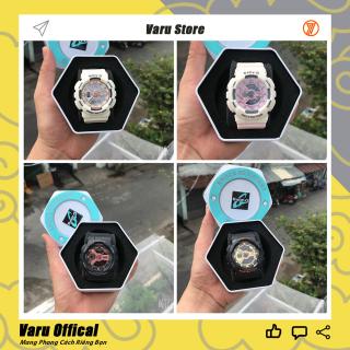 [HOT TREND] Đồng hồ thể thao nam nữ Baby-G BA-110 kim điện tử vỏ cao su có box giấy thumbnail