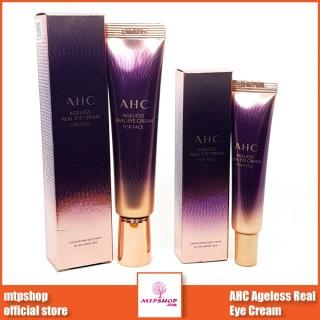 [Lấy mã giảm thêm 30%]Kem Dưỡng Da Vùng Mắt Và Mặt AHC Ageless Real Eye Cream For Face thumbnail