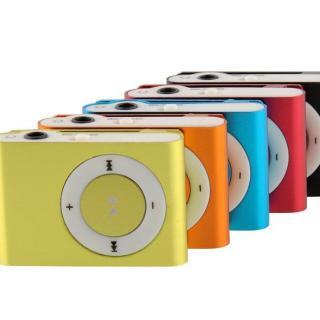 Máy nghe nhạc vuông MP3 mini vỏ nhôm (Nhiều màu) Dũng Dũng 1 thumbnail
